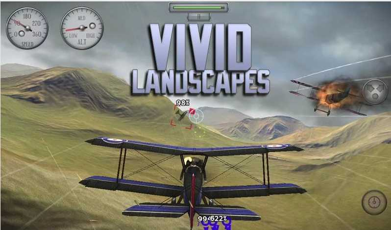 airplane 3d game android