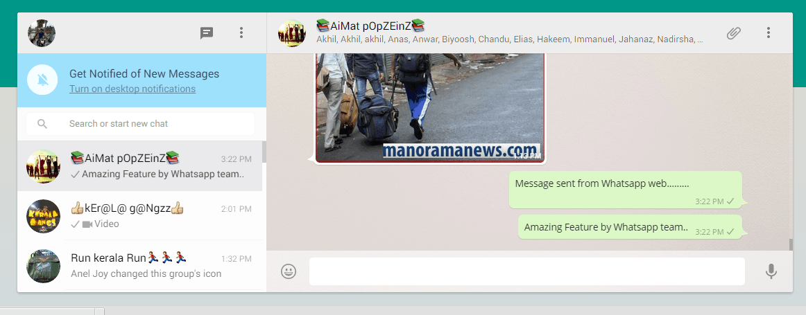 Web.whatsapp for whatsapp online status access and modification