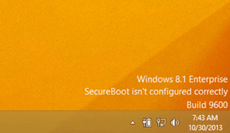 """[Fix] """"SecureBoot isn't configured correctly"""" in less than 1 minute"""
