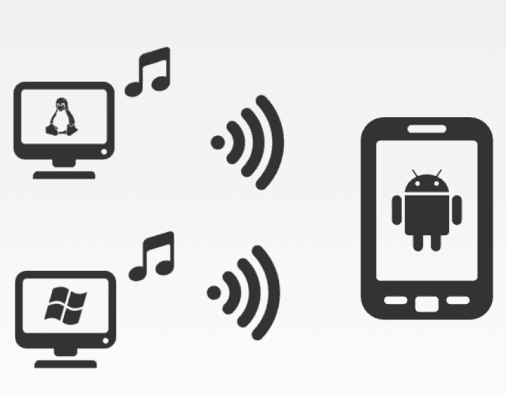 How to use Android Phone as a Wireless Speaker for pc