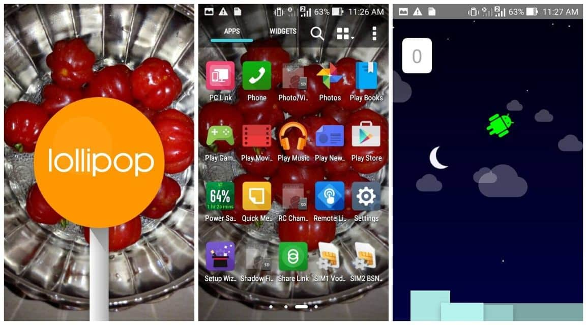 Manually Update Asus Zenfone 4 to Lollipop – Full Steps with