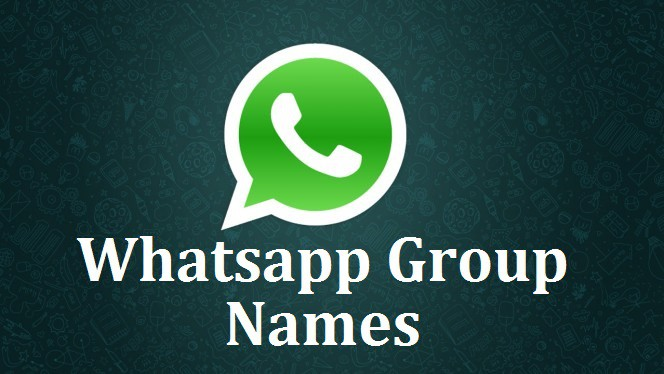 200+ Whatsapp group names for friends, family and relatives