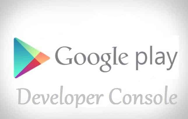 Android archives page 3 of 7 first geek - Google developper console ...