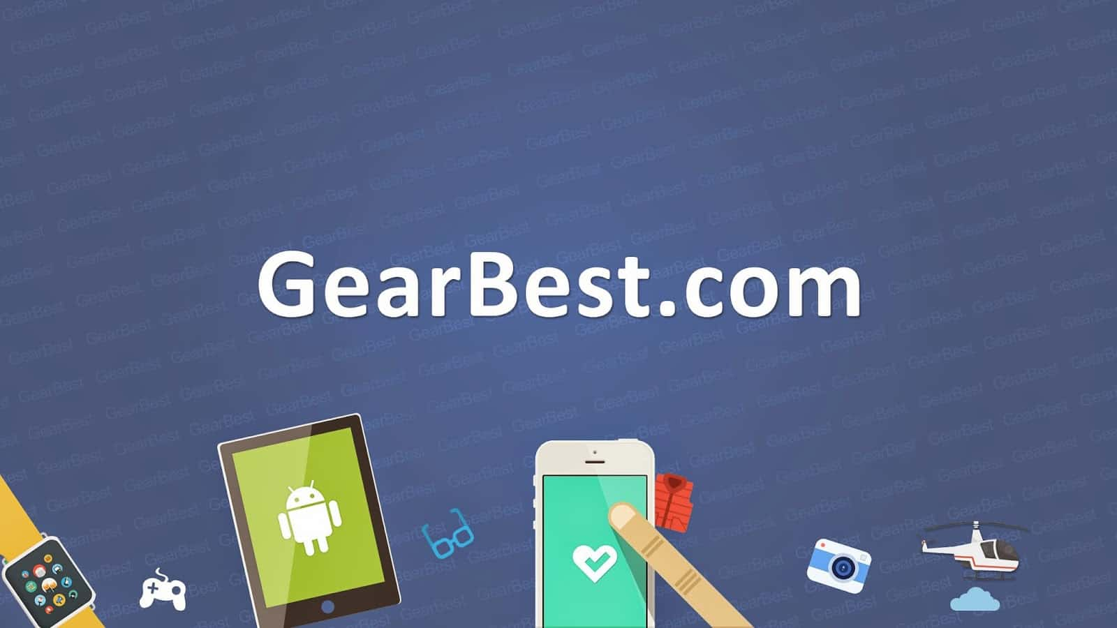 GearBest – The Best Place to purchase Tablets