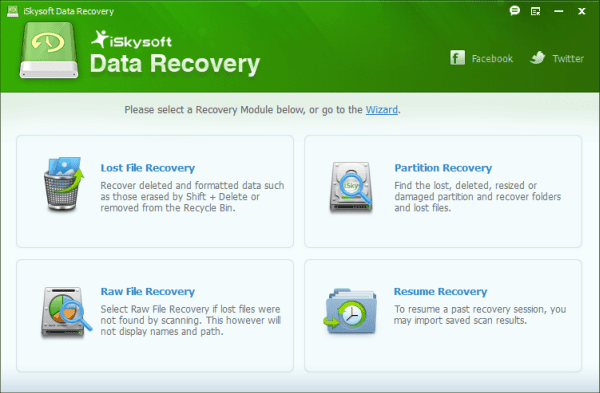 iSkysoft Data Recovery for Mac – Fast and Best Data recovery tool