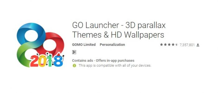 GO Launcher Review – Change Your Phone's Look