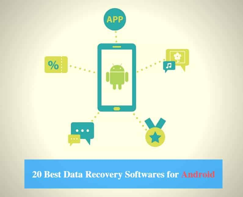 Best Data Recovery Software for Android & Best Android Recovery
